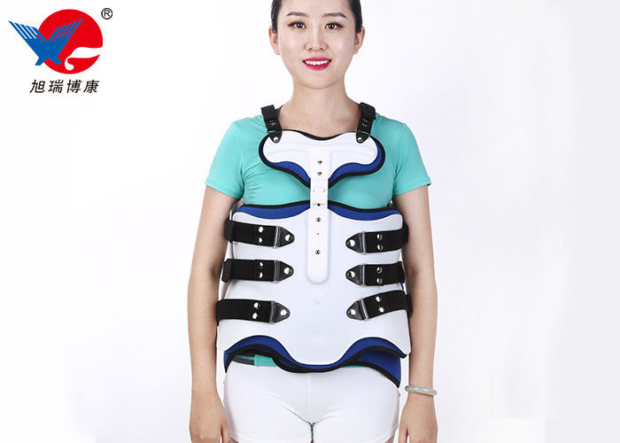 Medical Thoracic Lumbosacral Orthosis Limit Body Rotation Prevent Secondary Damage