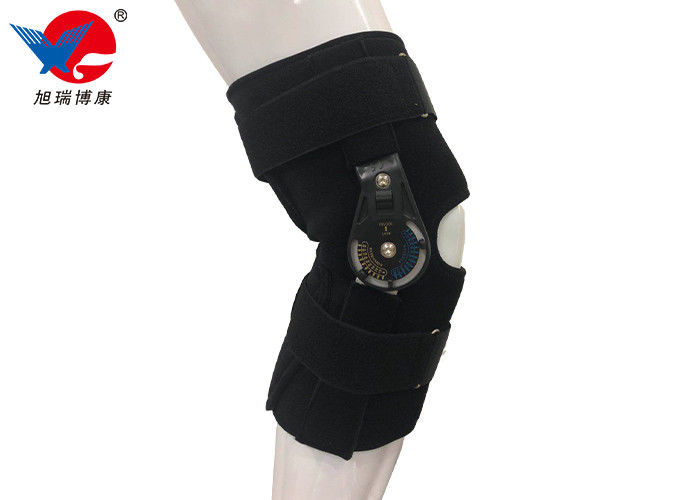 Pain Relieving Knee Support Brace Adjust Length According To Injured Position